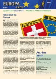 Europa aktiv Ausgabe 1-2014