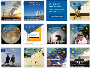 screenshot: faceeurope.de