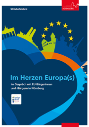Cover Im Herzen Europa(s)